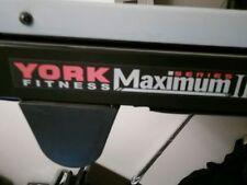 YORK Electrically Powered Treadmills