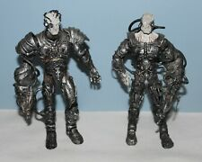 TWO Action Figures ROBOT MONSTERS Identity?