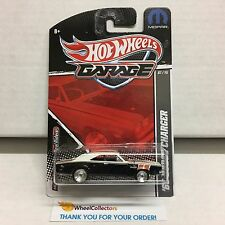 '69 Dodge Charger * Black/White * Garage Hot Wheels * J12