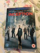 Inception Dvd New