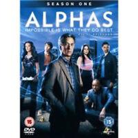 Alphas - Temporada 1 DVD Nuevo DVD (8289928)