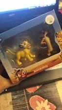 Figurine le roi lion timon et simba lion king