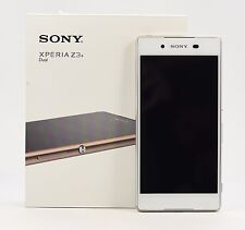 "OPEN BOX- Sony XPERIA Z3+ Double White E6533 32GB FACTORY UNLOCKED 20.7MP,5.2"""