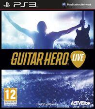 Guitar Hero Live PS3 (SP)
