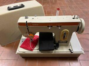 Antica macchina da cucire Brother 673 ottime condizioni funzionante!