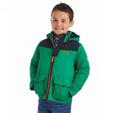 Regatta Great Outdoors Childrens Boys Zipper Quilted Water Resistant Jacket Age