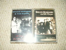 BRUCE HORNSBY TAPES X2