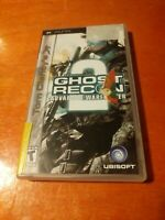 Tom Clancy's Ghost Recon Advanced Warfighter 2 PlayStation Portable PSP Ubisoft