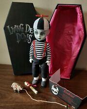 Mezco Toyz Living Dead Dolls Ezekiel Series 12 Open Complete Horror Goth Spooky
