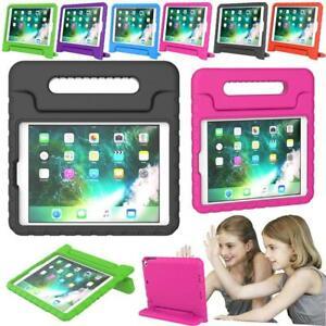 For Apple iPad Air 1/2 Pro 9.7 Mini 1/2/3/4/5 EVA Foam Handle Stand Cover Case