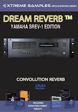 Xtreme samples Dream Reverb YAMAHA srev - 1 (Reverb Impulse Response Library)