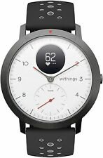 Withings Steel HR Sport-Multi Sport Hybrid Smartwatch