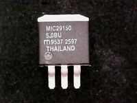 MIC29150-5.0BU Micrel LDO 5V 1.5A Voltage Regulator DDPAK (TO-263-3) GENUINE