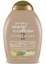 385ml OGX Niacin3 & Caffeine Conditioner Beauty Pure and Simple