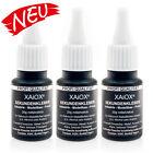 Xaiox Industrie Modellbau Sekundenkleber 3er Set a20g mittelflüssig
