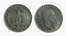 pci4866) Vittorio Emanuele III (1900-1943) 2 Lire Impero 1939 XVIII
