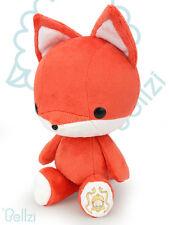 Bellzi 9'' Fox Kawaii Plush Anime Manga NEW