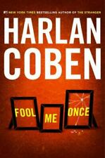 Fool Me Once by Harlan Coben (2016, Hardcover)
