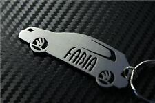 Skoda ' Fabia Schlüsselanhänger Auto Fabia O