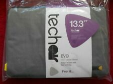 "Techair 13.3"" TAEVS005 EVO Laptop or notebook Sleeve case grey Brand New"