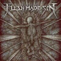 FLESH MADE SIN dawn of the stillborn (CD, album) death metal, thrash, very good,