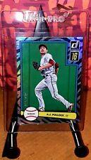2016 Donruss  A.J. Pollock '82 Holo 49/199-Diamondbacks/Dodgers