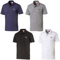 PUMA Herren ESS Essential Polo Shirt verschiedene Farben