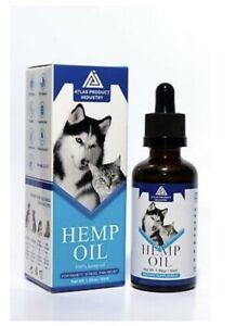 Organic Natural Hemp Oil For Animals