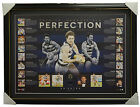2016 Brownlow Medal Patrick Dangerfield Signed Geelong Lithograph Framed AFL COA