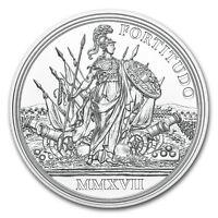 2017 Austria Silver €20 Maria Theresa (Courage and Determination)
