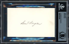 Ben Hogan Certified Authentic Autographed Signed 3x5 Index Card Beckett 11612164