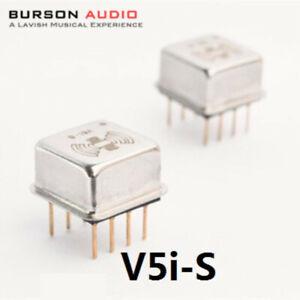 2PCS Burson V5i-S Single Op Amp Advanced Discrete Fever Audio Inline Upgrade