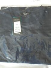 Men's BNWT Navy Blue Plain Tshirt, Size M, From New Look