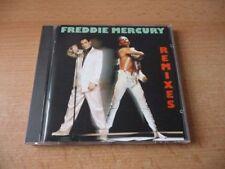 CD Freddie Mercury (Queen) - Remixes - 1993 - Kult