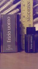 KRIZIA   UOMO  5 ML  Mini  FOR MEN  EAU DE  TOILETTE  RARE  VINTAGE PERFUME