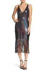 Dress the Population Womens Cocktail Dress Size M #E622 $278.00