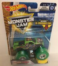 Bad News Travels Fast Clear Crushers 2/4 2018 Hot Wheels Monster Jam