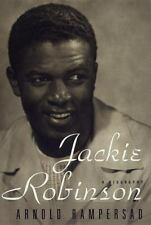 Jackie Robinson by Arnold Rampersad (1997, Hardcover) FREE SHIPPING U.S.A.