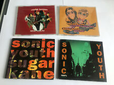 Sonic Youth REDD KROSS SUGAR KANE - 100% 4 X CD SINGLE BUNDLE EX/EX [B10]