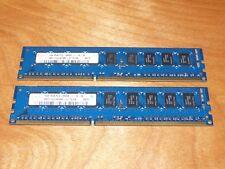 Hynix 2GB (2x1GB) HMT112U7AFR8C-G7 1Rx8 PC3-8500E SDRAM DDR3 Memory RAM