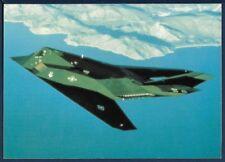 USAF F-117 Nighthawk Stealth Fighter Aircraft