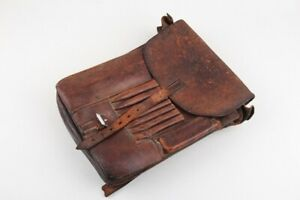 Wehrmacht Kartentasche aus Leder