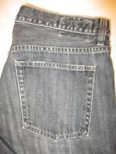 Banana Republic Straight Leg Men's Black Jeans Size 35 x 30
