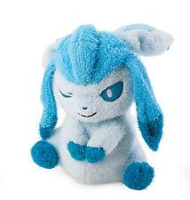 Pokemon Sun and Moon Glaceon 10 inch Kutsurogi Time Plush Toy