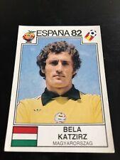 Panini Espana 82 - Katzirz