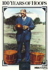 100 years of Hoops - special insert - Dr Naismith