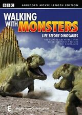 Walking With Monsters: Life Before Dinosaurs (DVD)  Region 4 - Good Condition