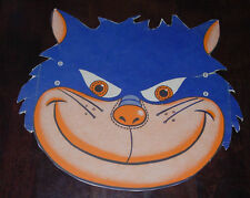 Lucifer Cereal Box Mask Wheaties 1950'S Cinderella Cat