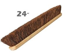 24 in (ca. 60.96 cm) Testa Scopa Spazzola Di Setola rigida Scopa Spazzare 60 cm BASSINE pulizia U218