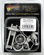 Pike & Shotte WGP-TYW-35 Swedish Leather Gun (Thirty Years War) TYW Cannon Crew